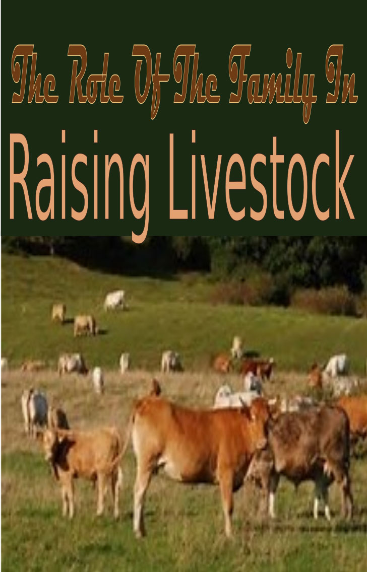 The Role Of The Family In Livestock Farming